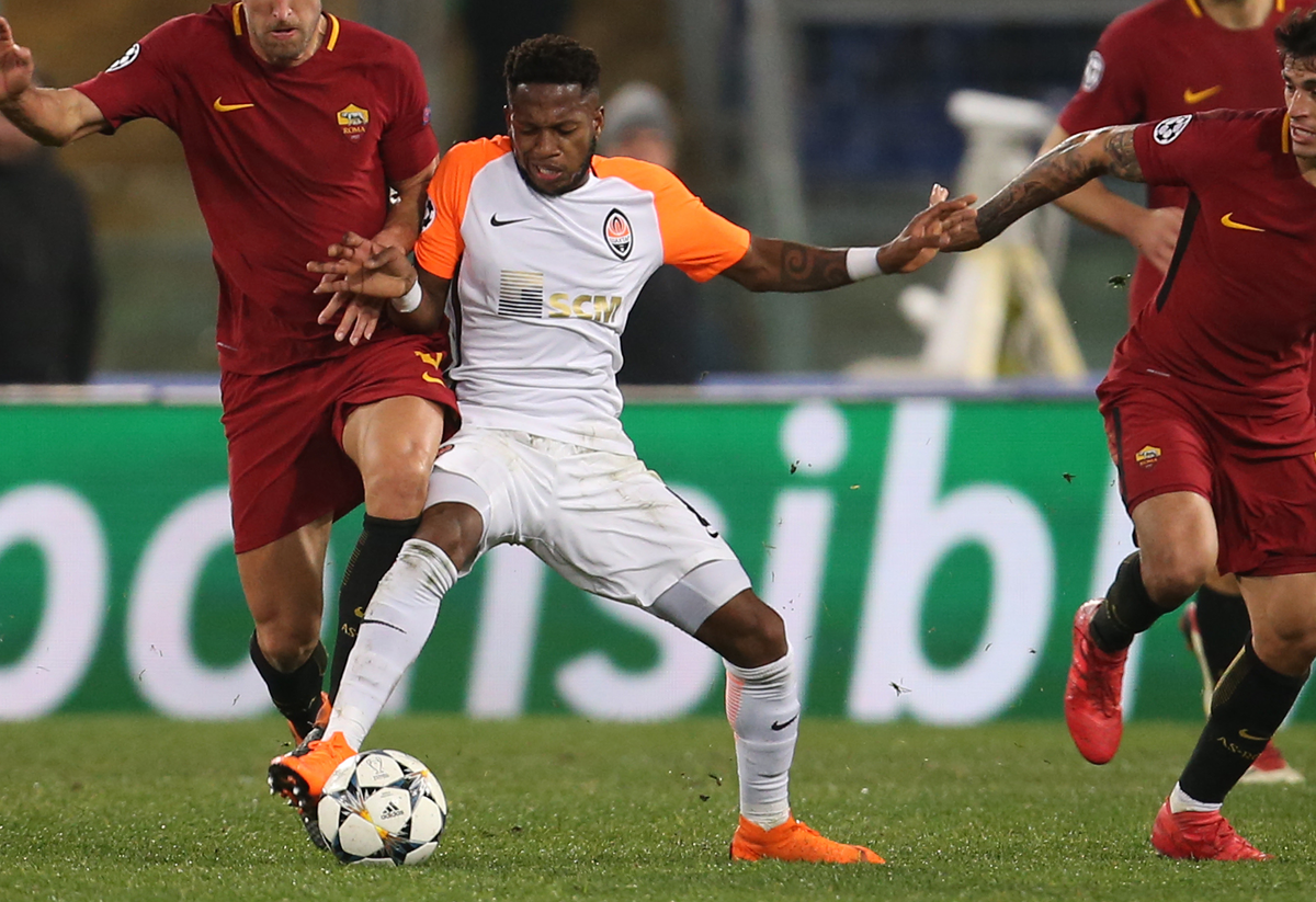 Fred an instant midfield upgrade for United