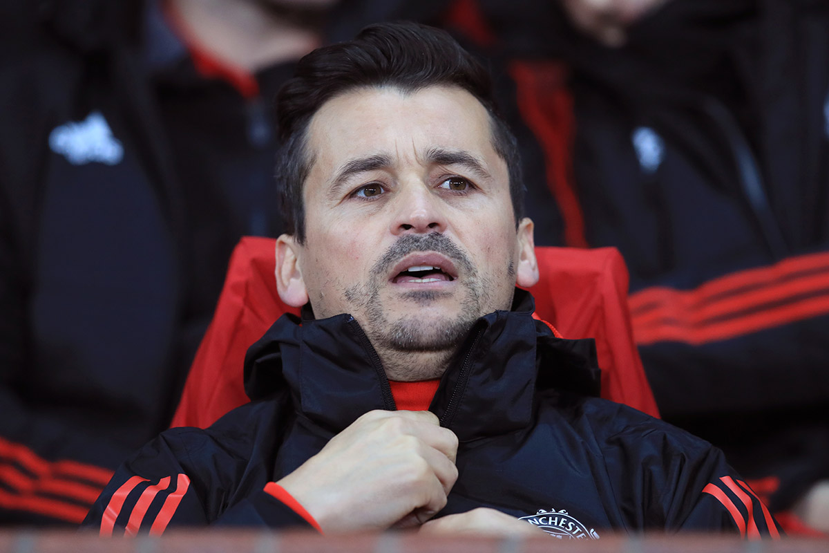 Jose's long-time assistant Rui Faria will be leaving United this summer