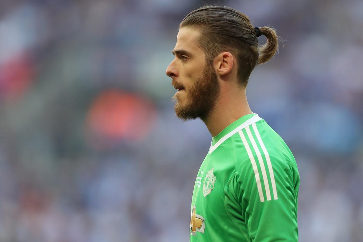 Player Watch: David De Gea – Spain v Portugal