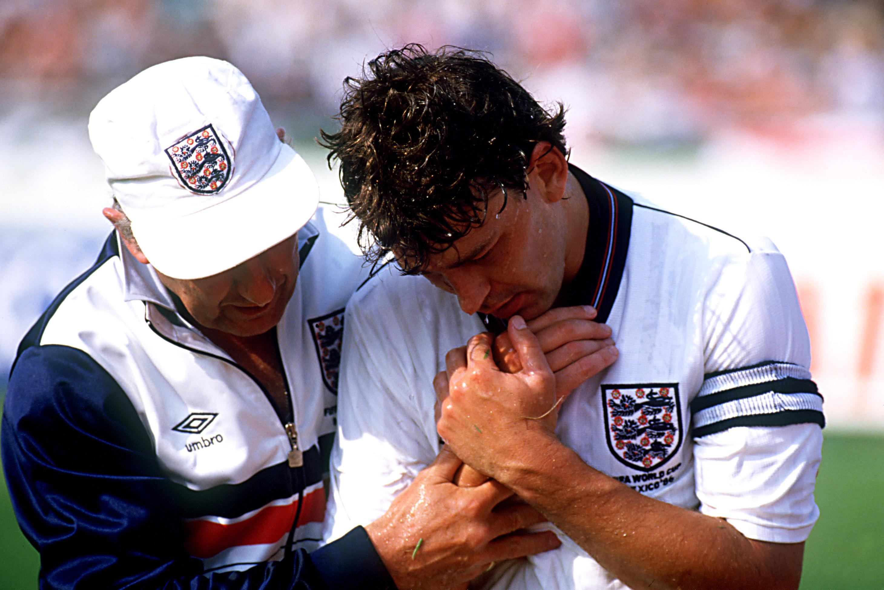 Bryan Robson: The World Cup's Unluckiest Englishmen