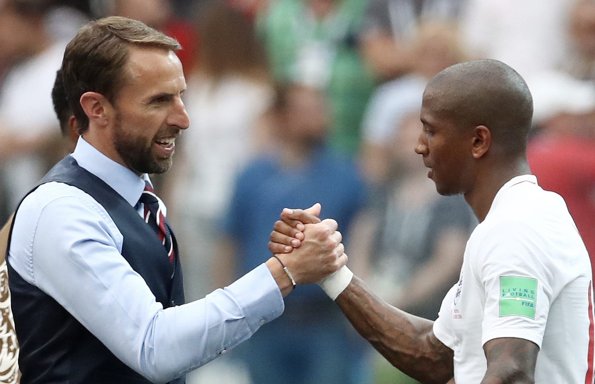 Ashley Young – Time To Accept He's A 'United & England' Player?