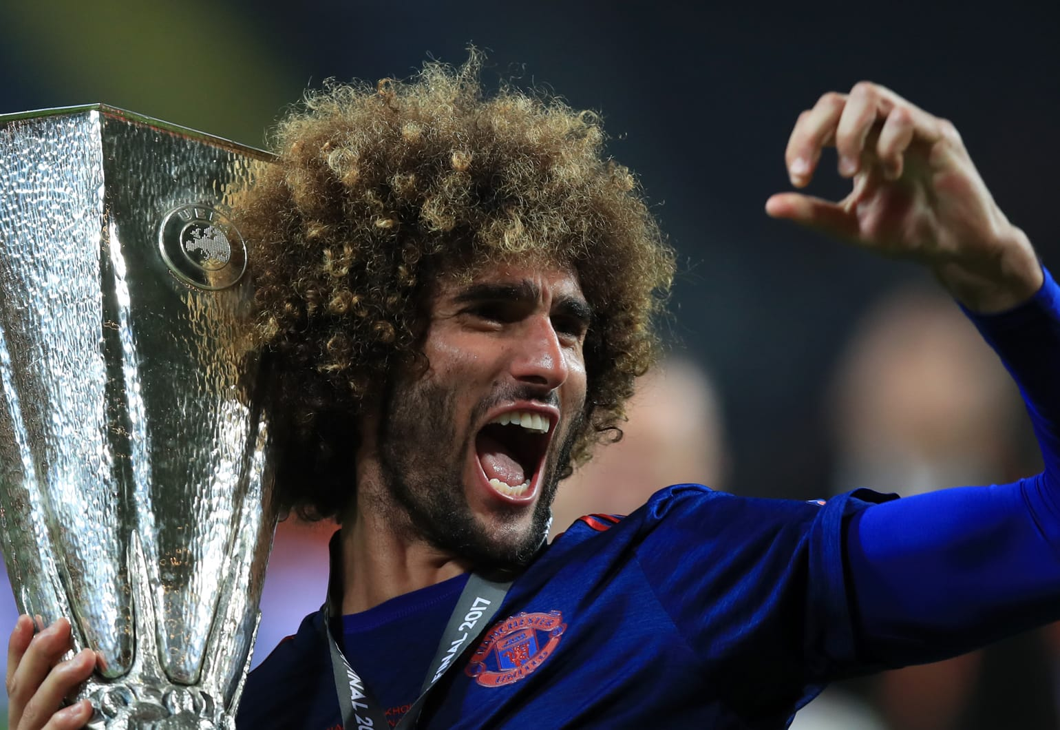United Need To Set Marouane Fellaini Free This Summer