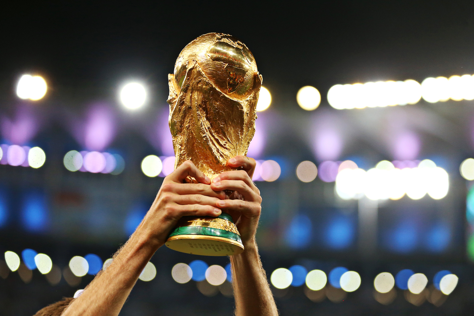 Quiz: Name every United player at the World Cup since '94