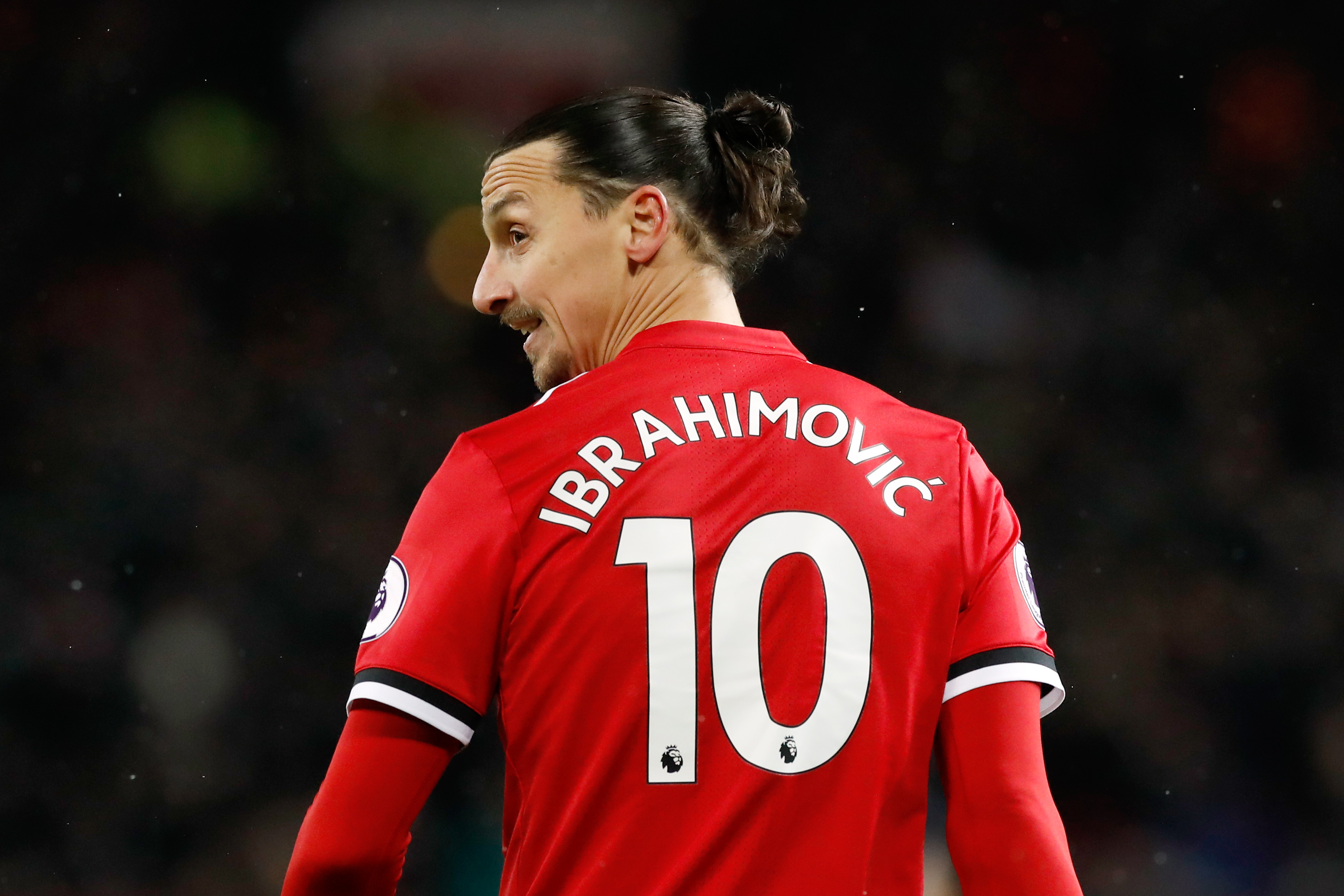 What would a younger Ibrahimovic have been like at United?