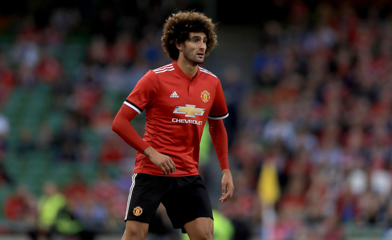 Fellaini bringing United together