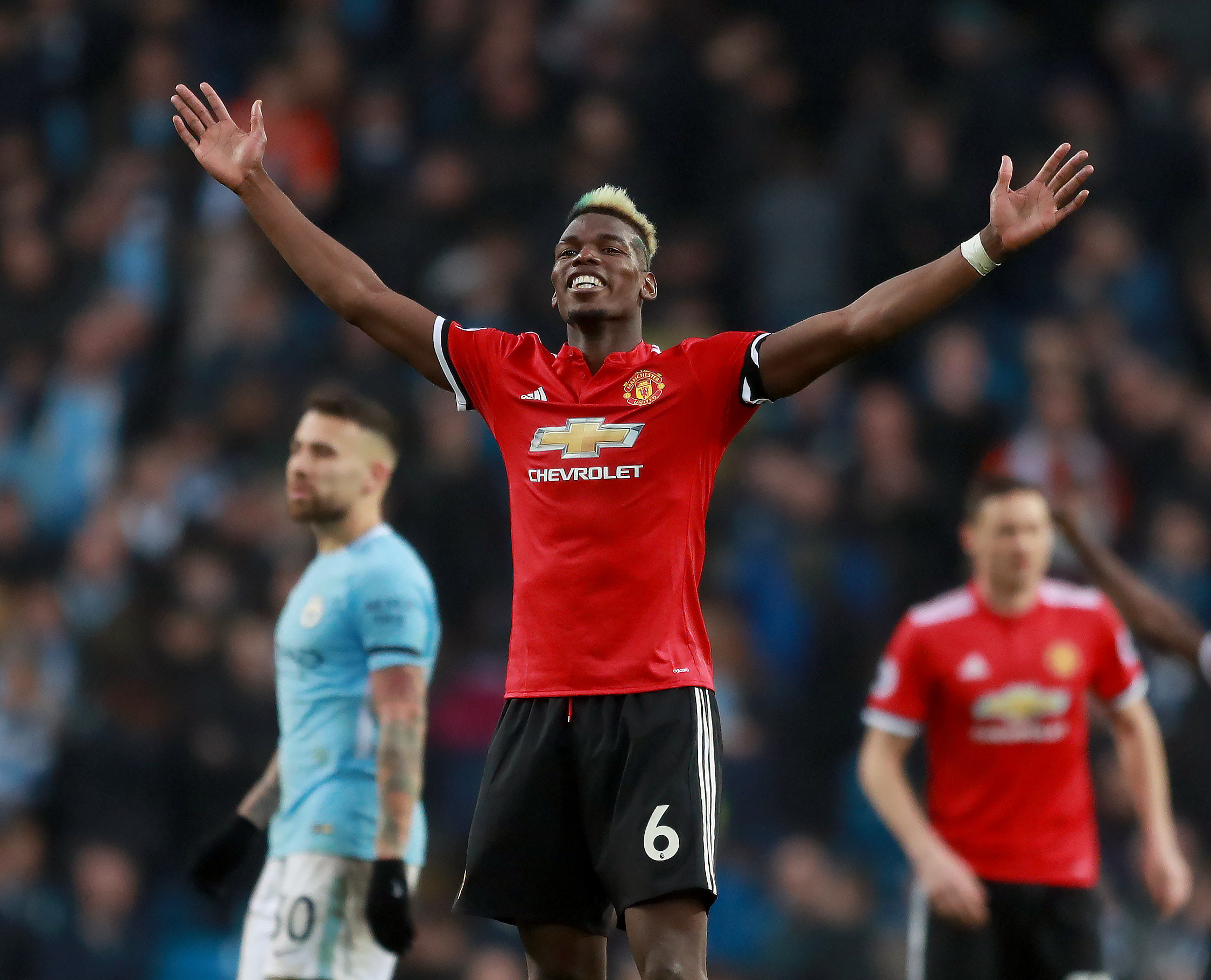Paul Pogba and Andreas Pereira: Can they work together?