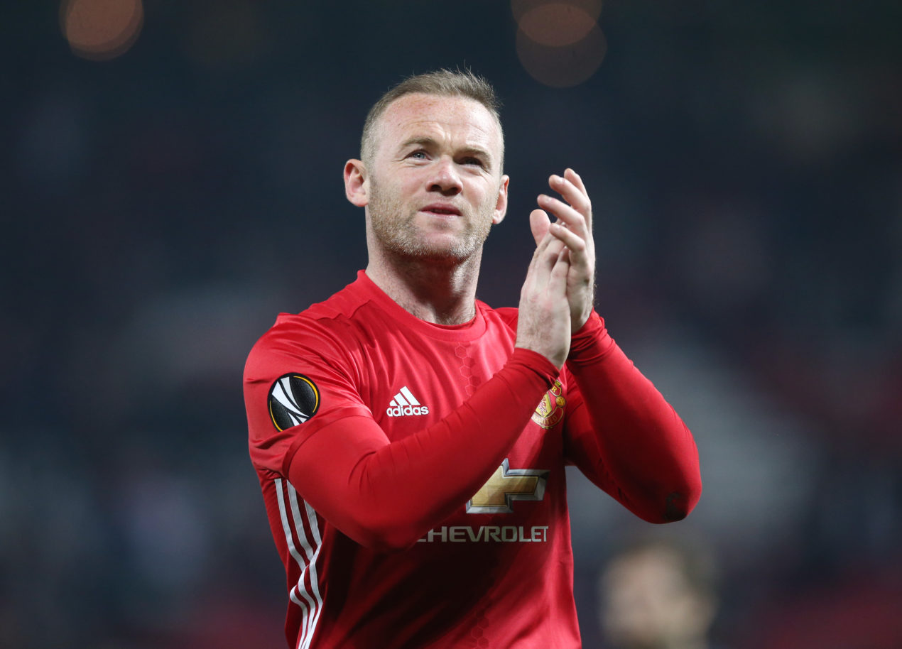 Happy Birthday to Wayne Rooney