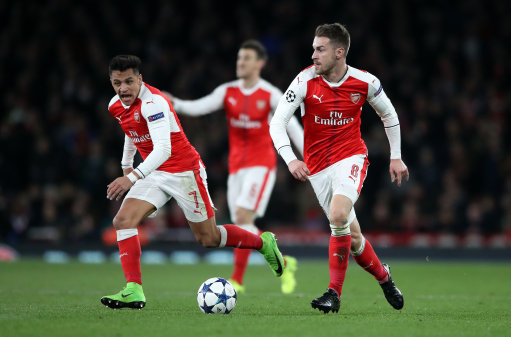 Could Arsenal Midfielder Be The Answer For United?