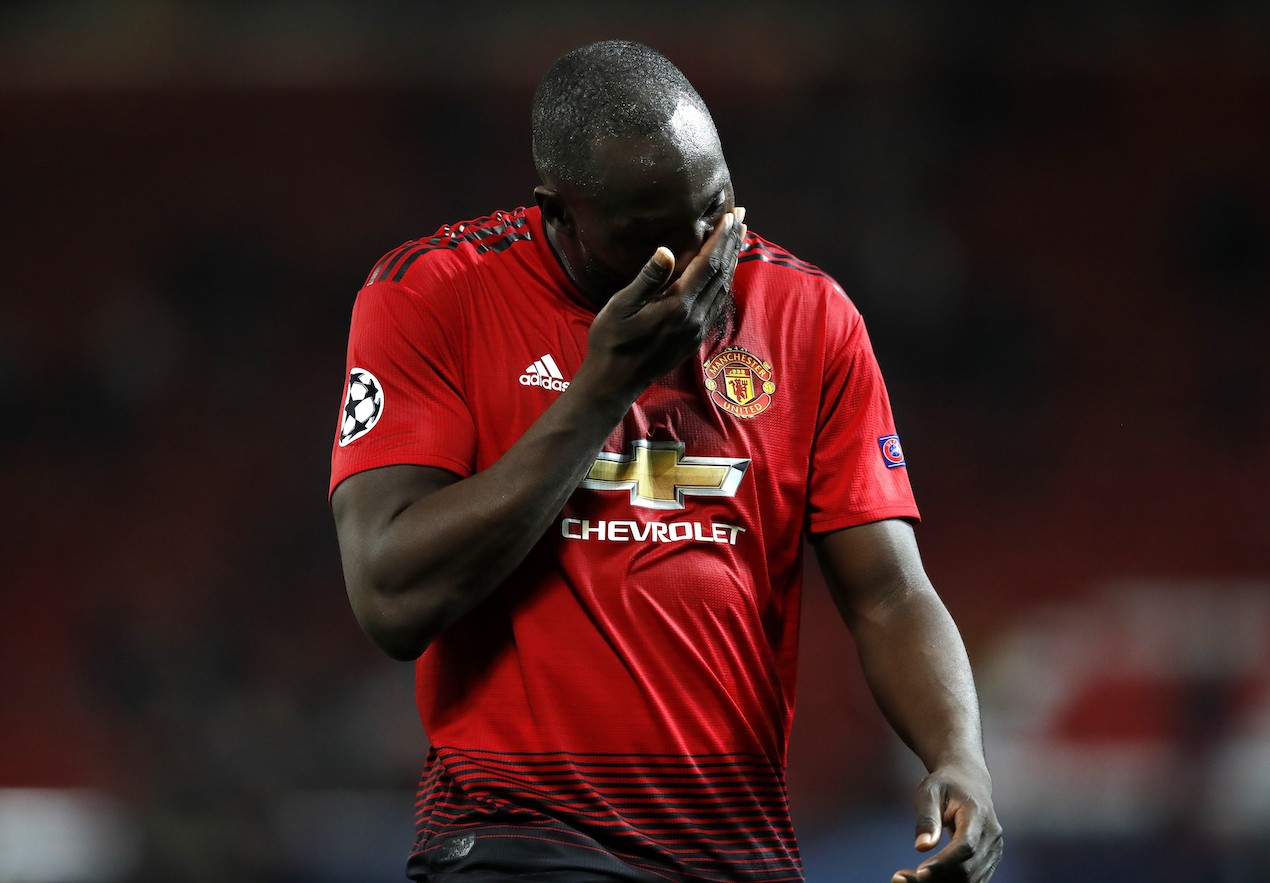 Stats suggest misfiring Lukaku should be dropped