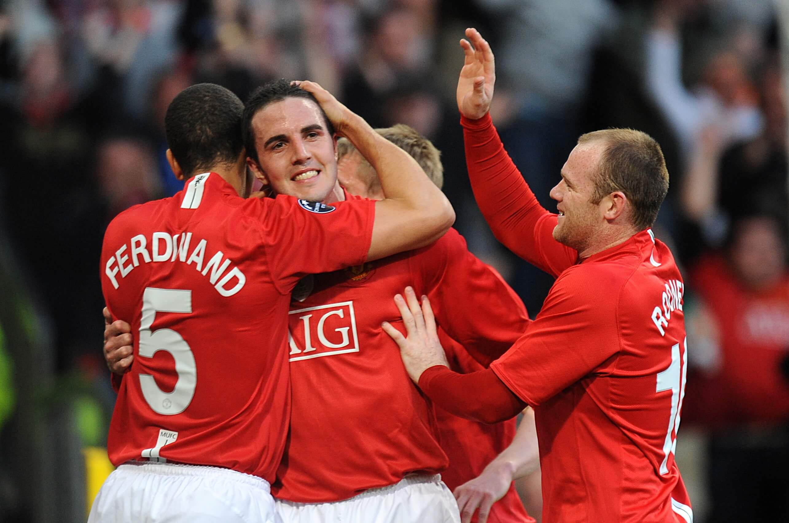 On This Day: John O'Shea