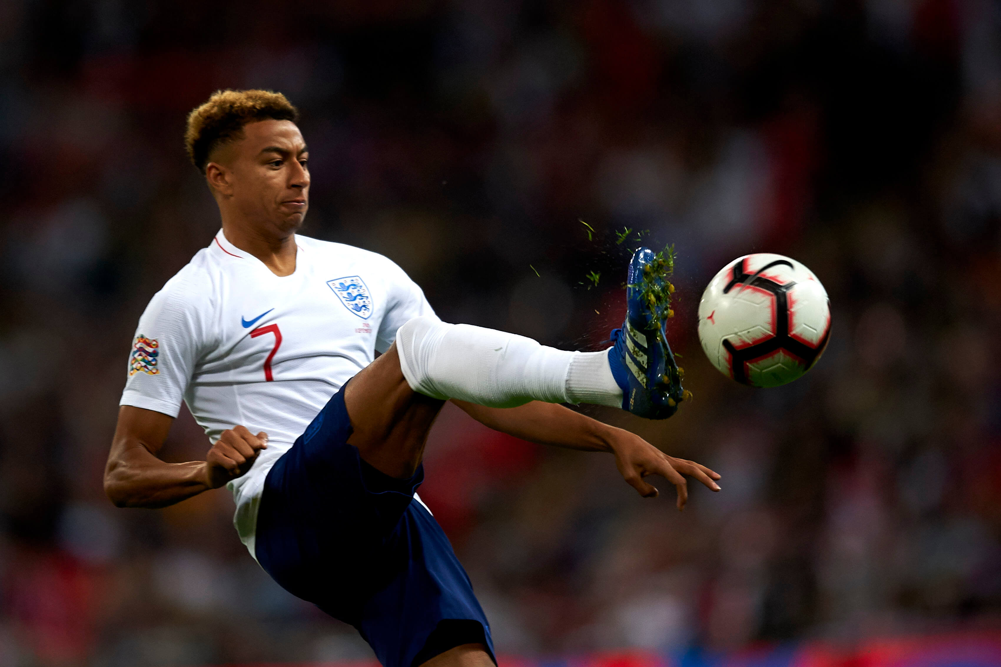 How England can get the best out of Lingard and Rashford