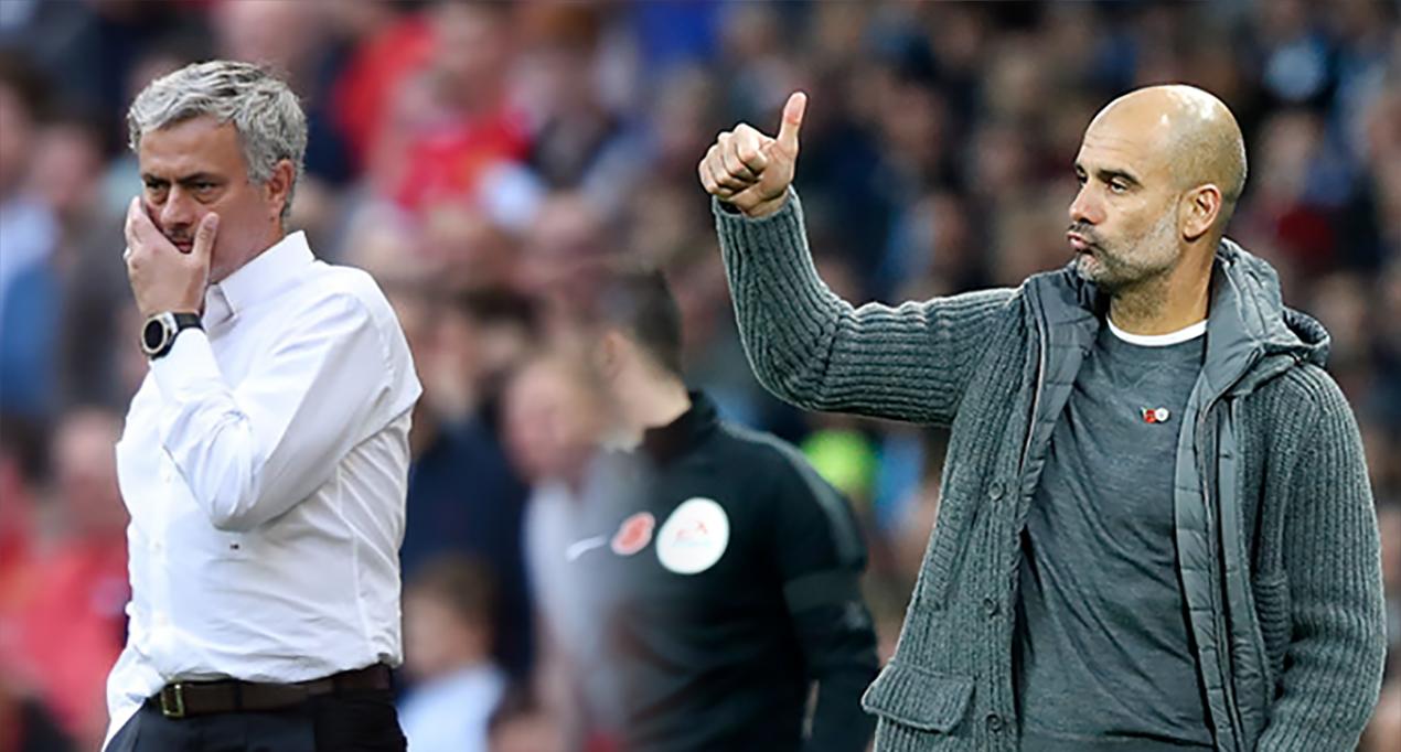 Mourinho v Guardiola: an iconic sporting rivalry