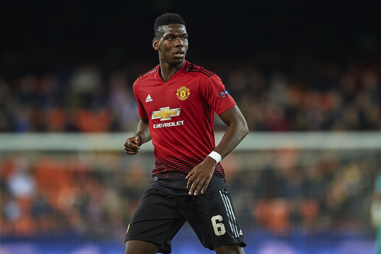Pogba rebirth can come full circle with Wembley win