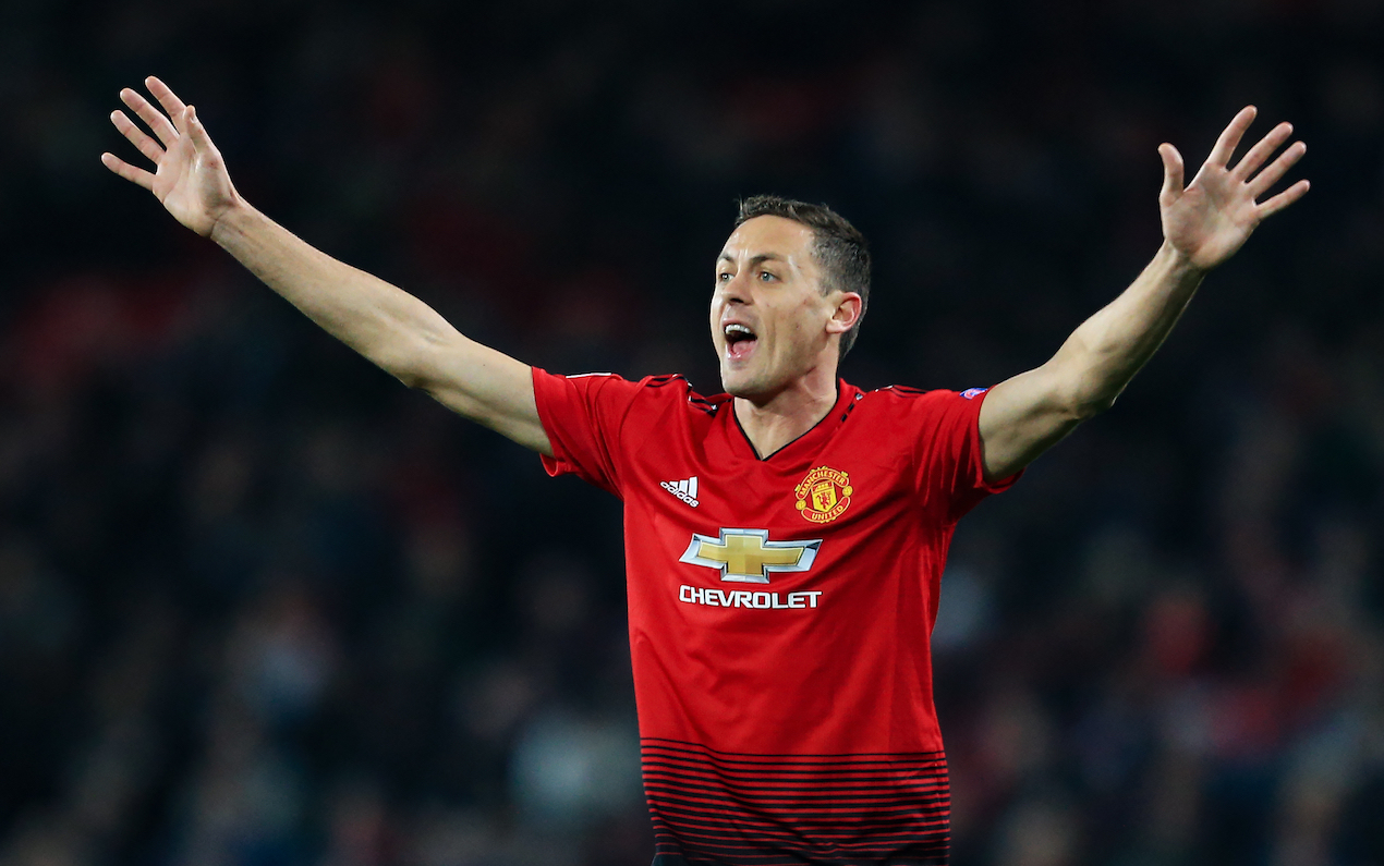 Wembley win the next step in Matic's road to redemption
