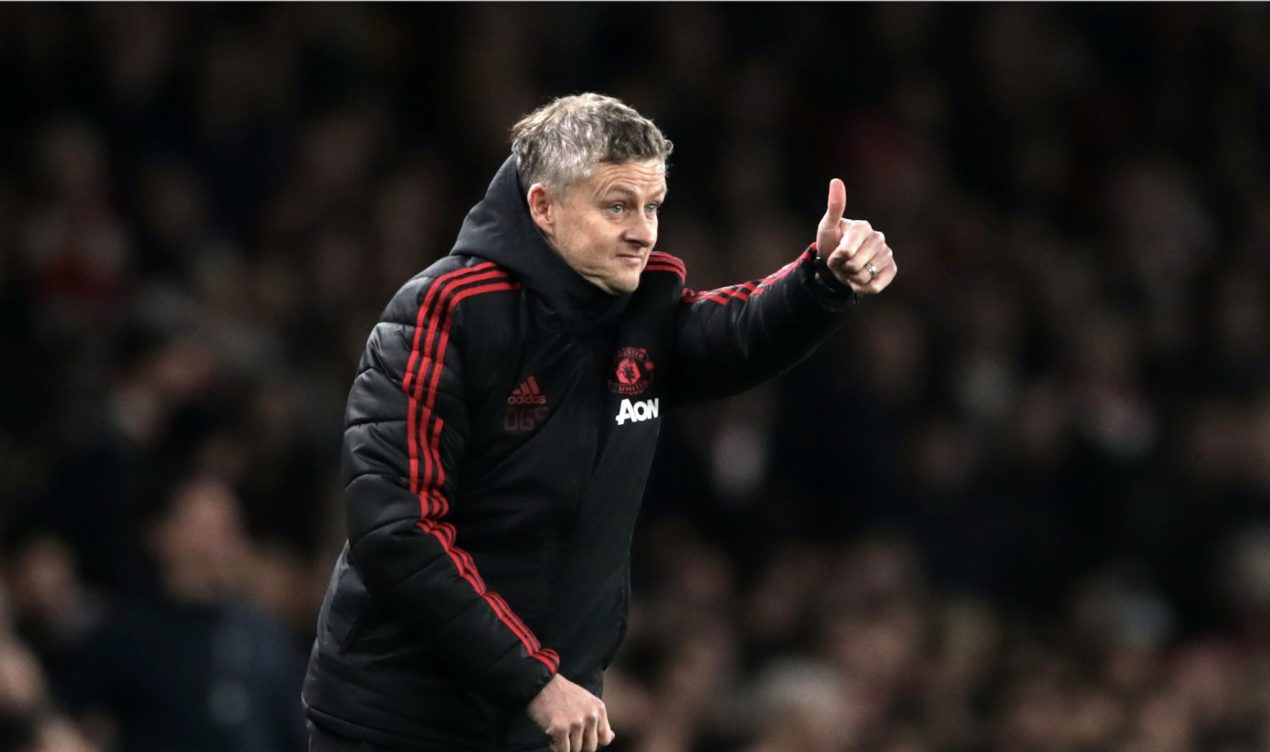 Solskjaer should still be favourite for United job despite PSG loss