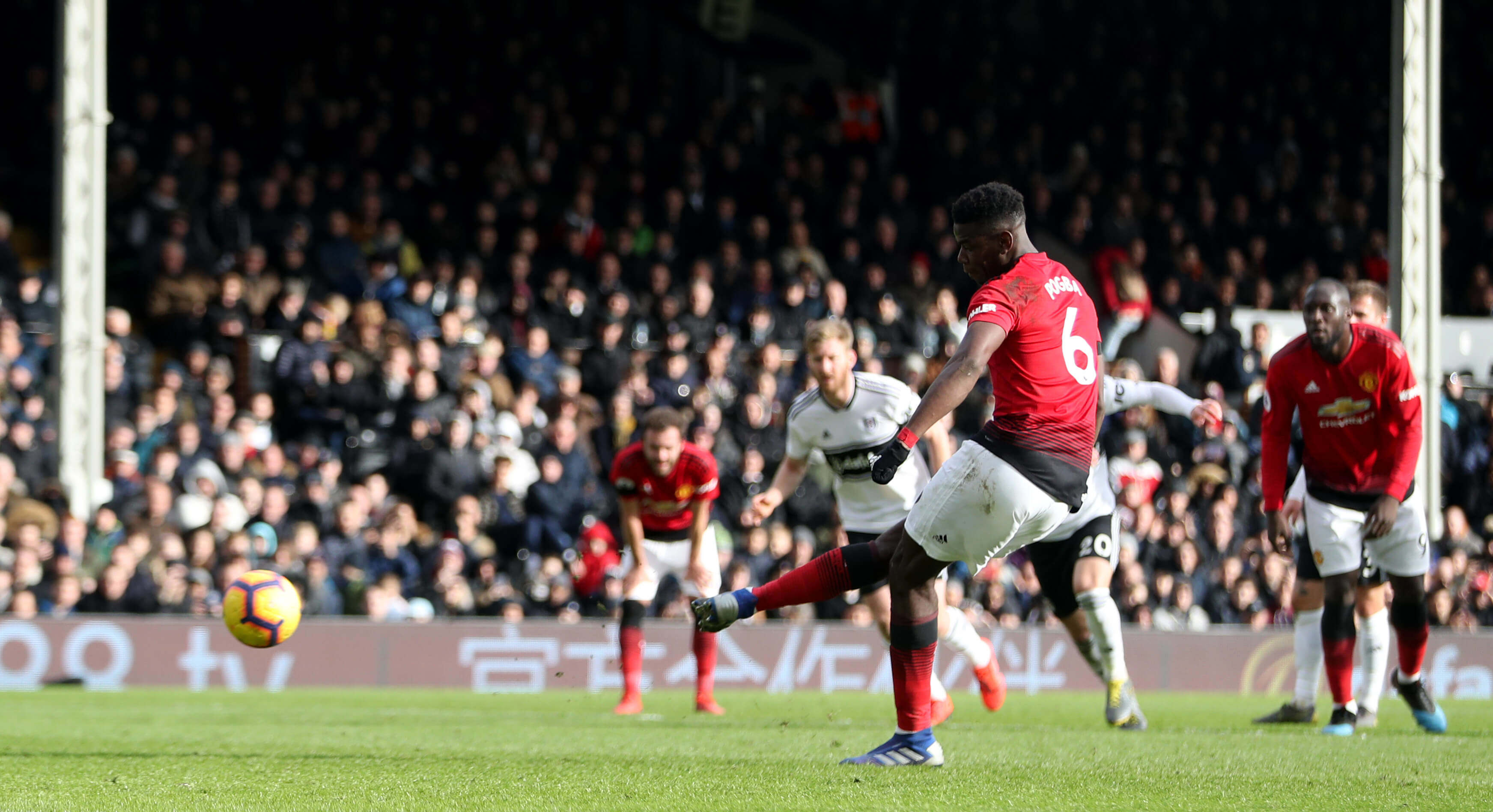 Fulham 0-3 United: Five things we learned