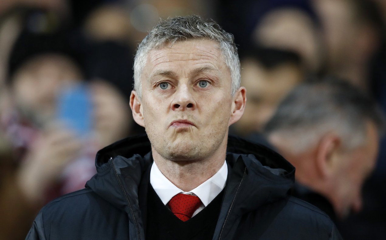 Watford the start of Solskjaer's make-or-break period