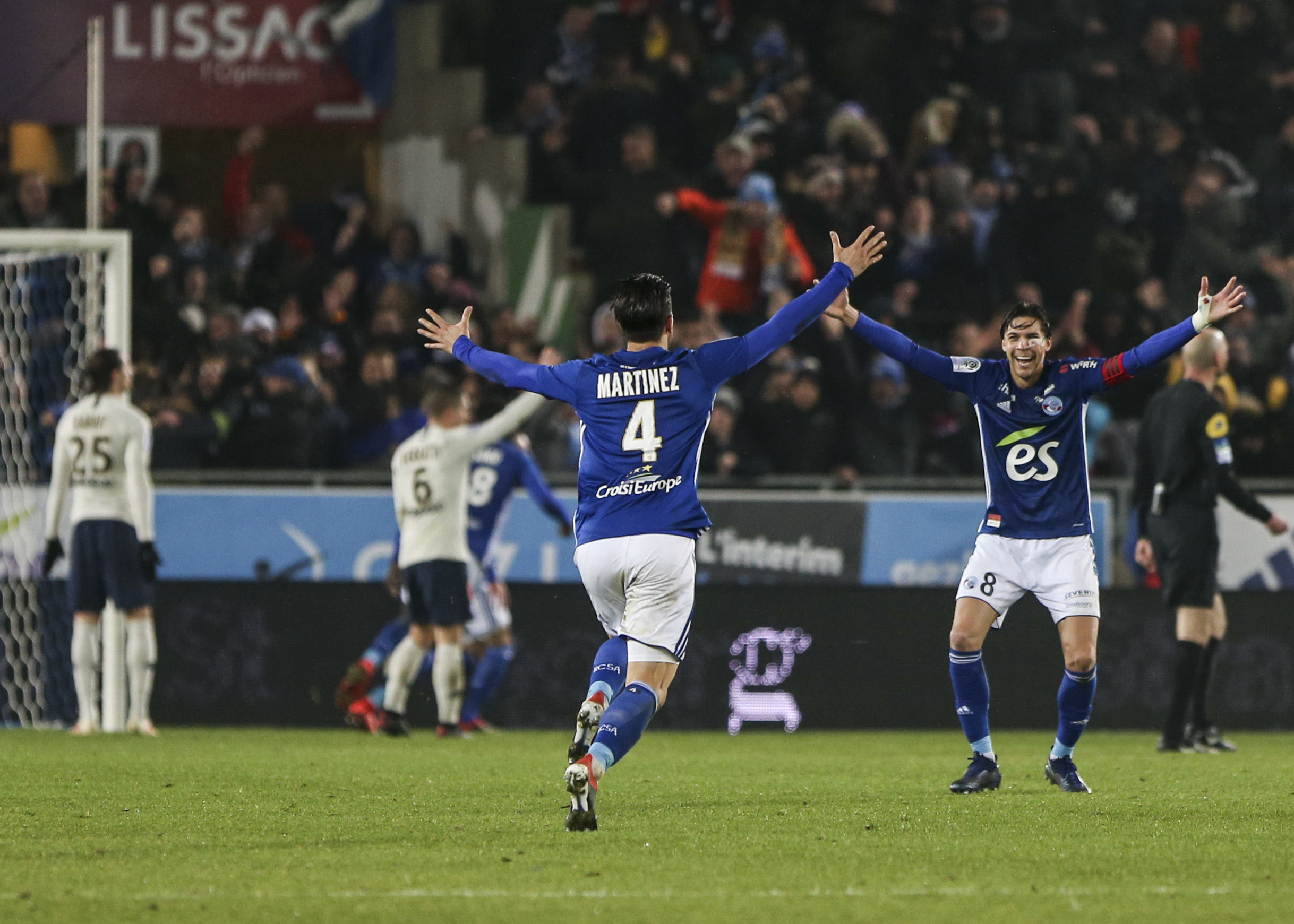 Coupe de la Ligue Final: Strasbourg vs. Guingamp Betting Tips and Enhanced Odds