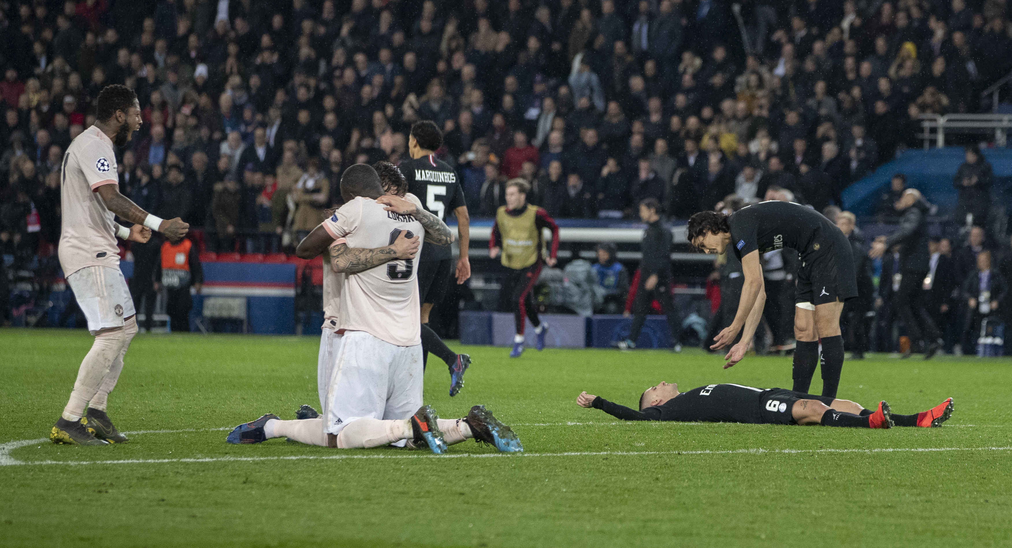 PSG 1 – 3 United: Five things we learned