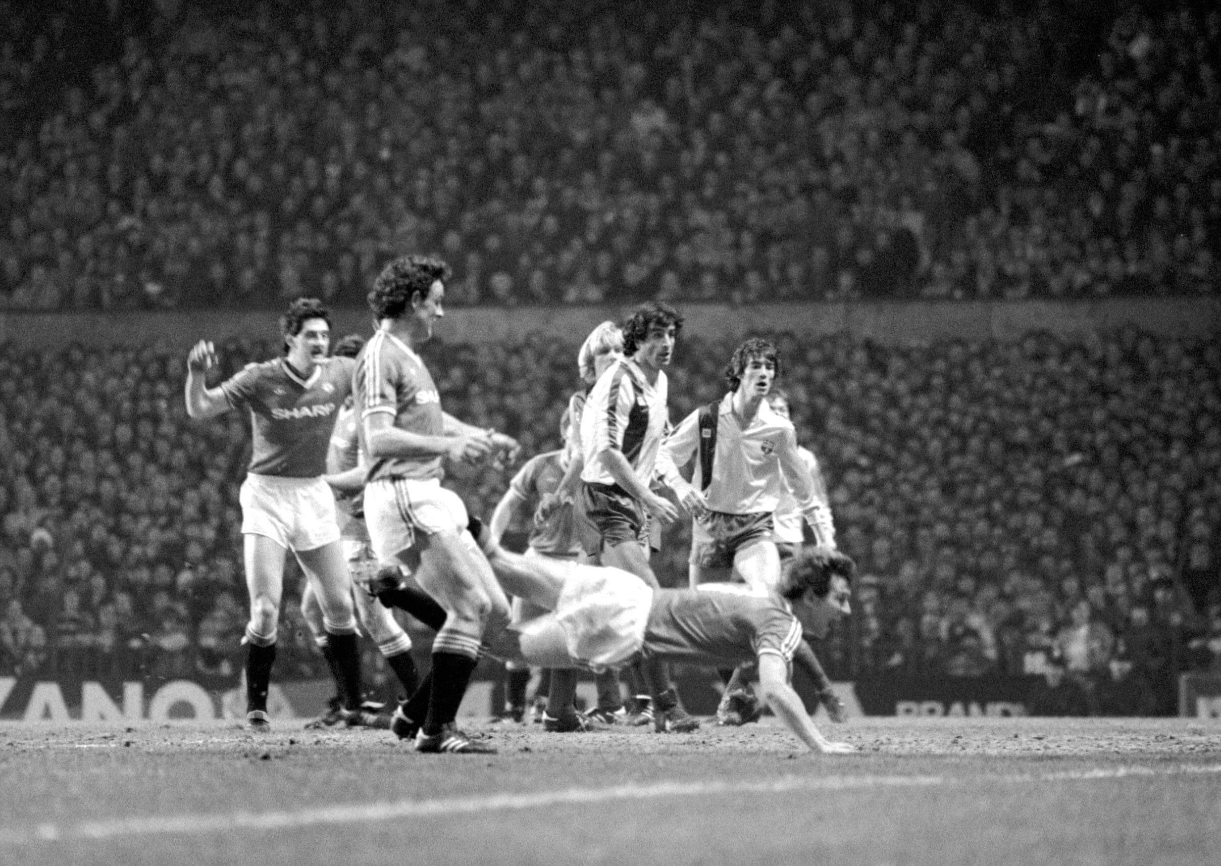 Retro Red: Manchester United come from two down to beat Barcelona in 1984