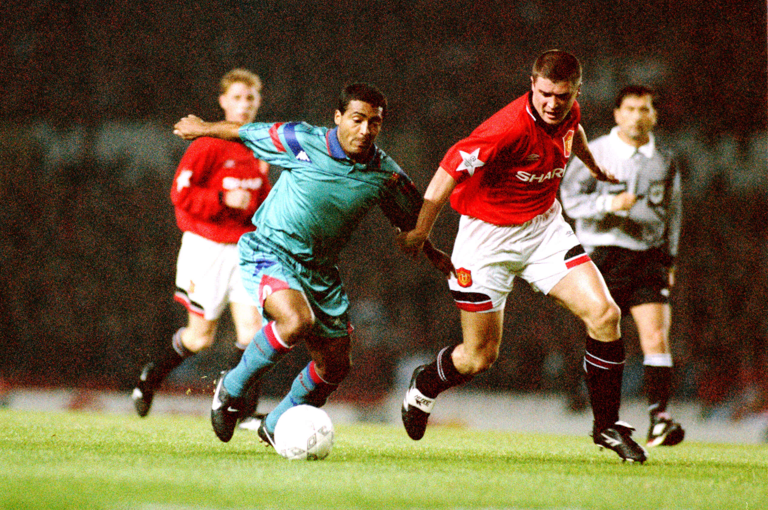 Retro Red: Manchester United's thriller with Barcelona brings the glory nights back to Old Trafford