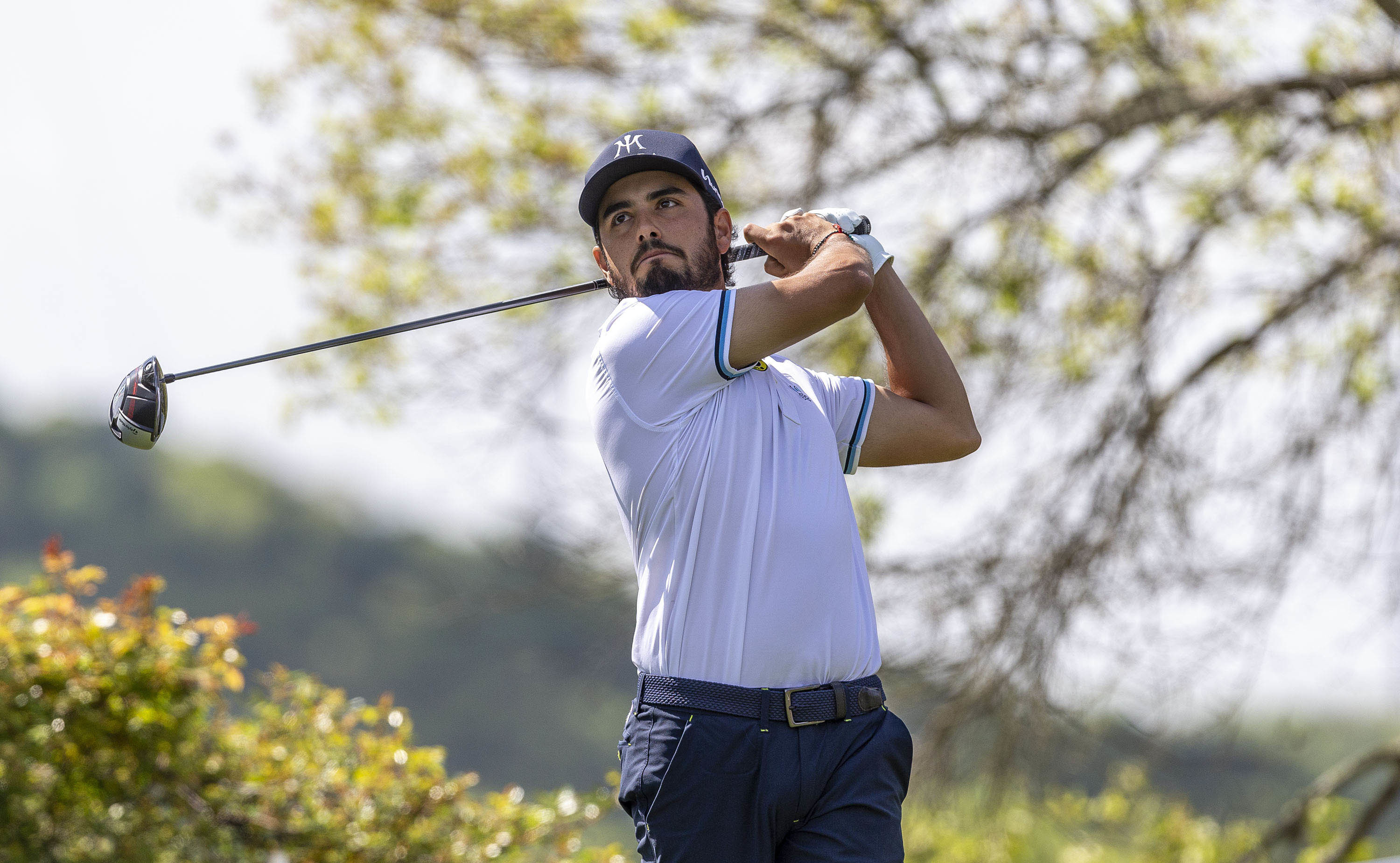 Valero Texas Open: Abraham could have the answer at TPC San Antonio