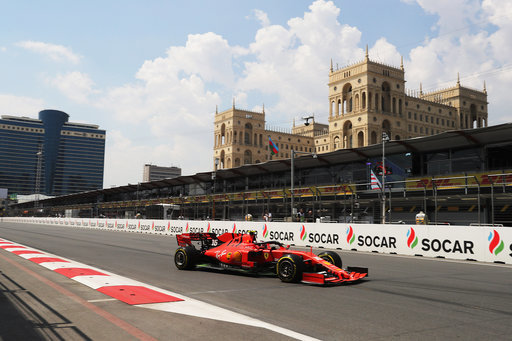 Azerbaijan Grand Prix: Preview, Betting Tips and Enhanced Odds