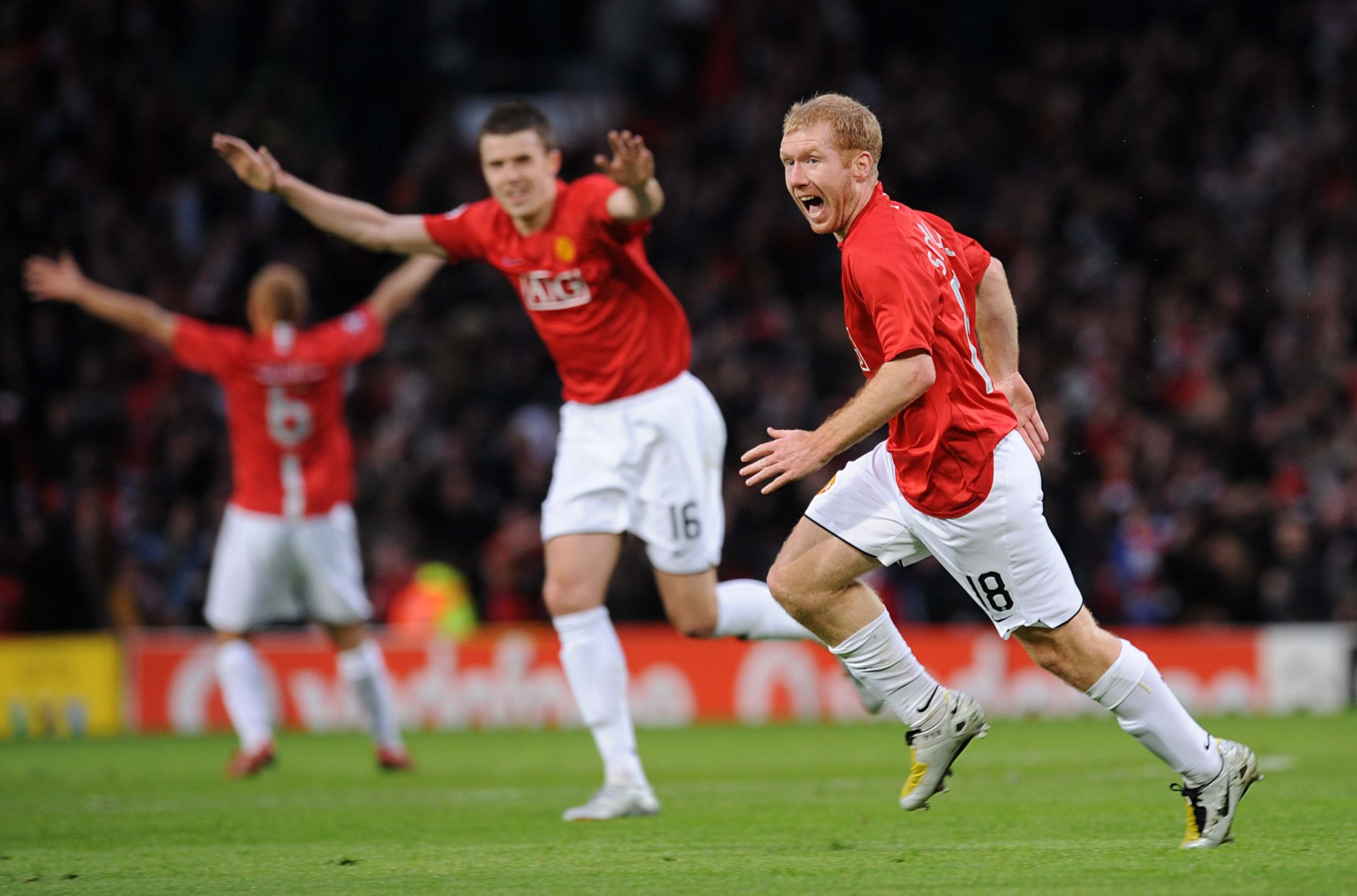 Retro Red: Manchester United's victory over Barcelona paves the way for 2008 glory