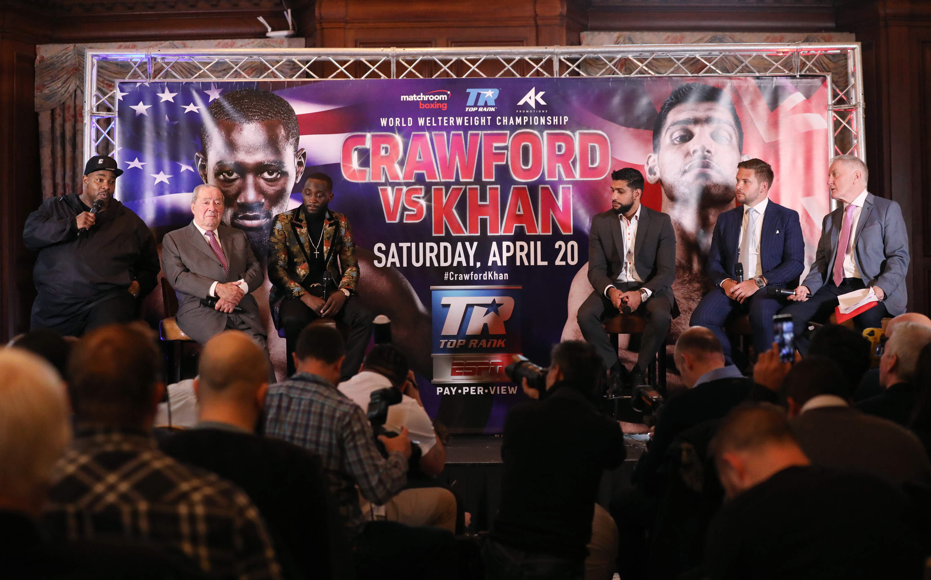 Khan vs. Crawford Preview: Betting Tips and Enhanced Odds
