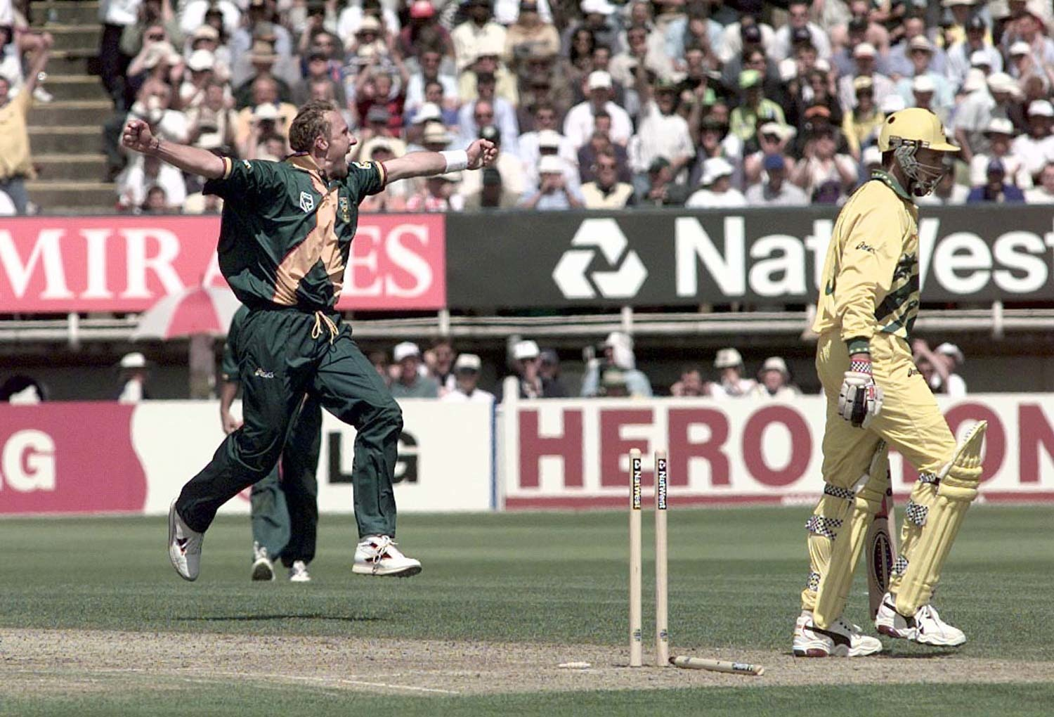 Famous Five: The most memorable Cricket World Cup games ever