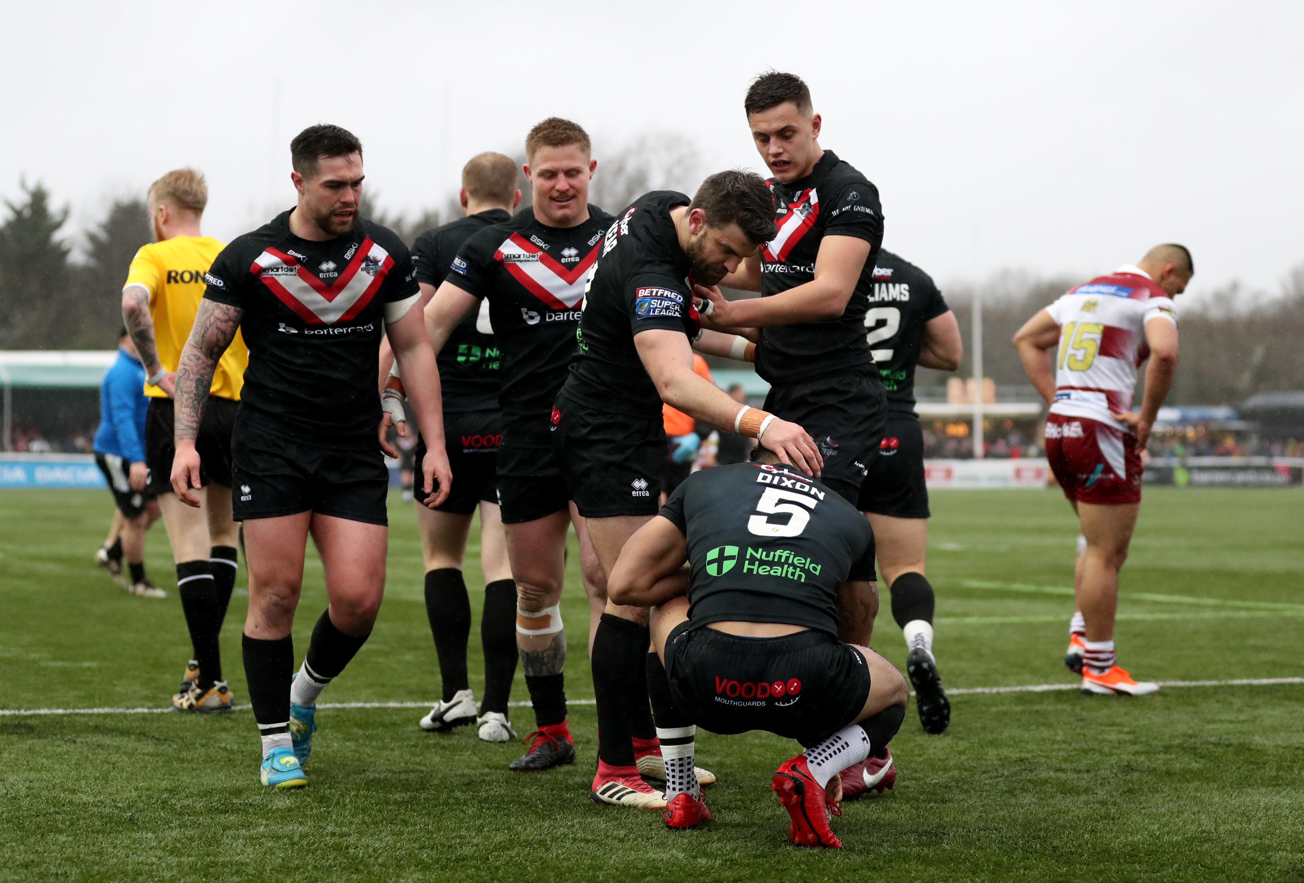 Super League Preview: Broncos look to buck the trend against Wigan
